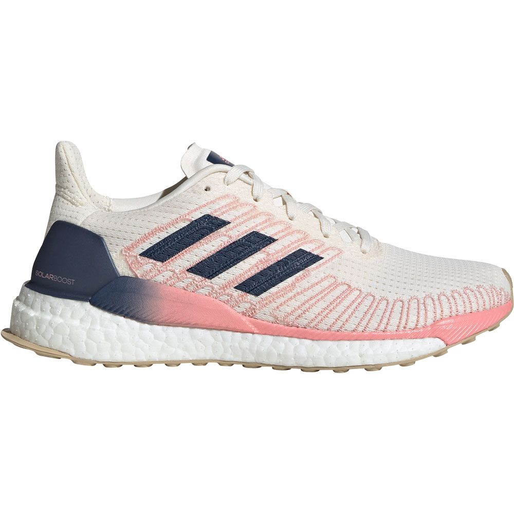adidas - Solarboost 19 Running Shoes Women chalk white tech indigo glory  pink