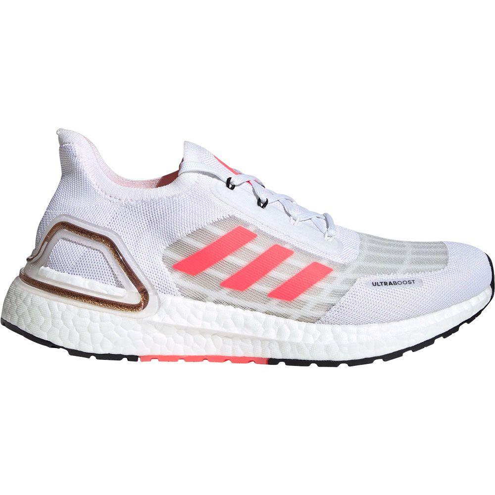 adidas Ultraboost SUMMER.RDY Running Shoes Women footwear white signal pink core black