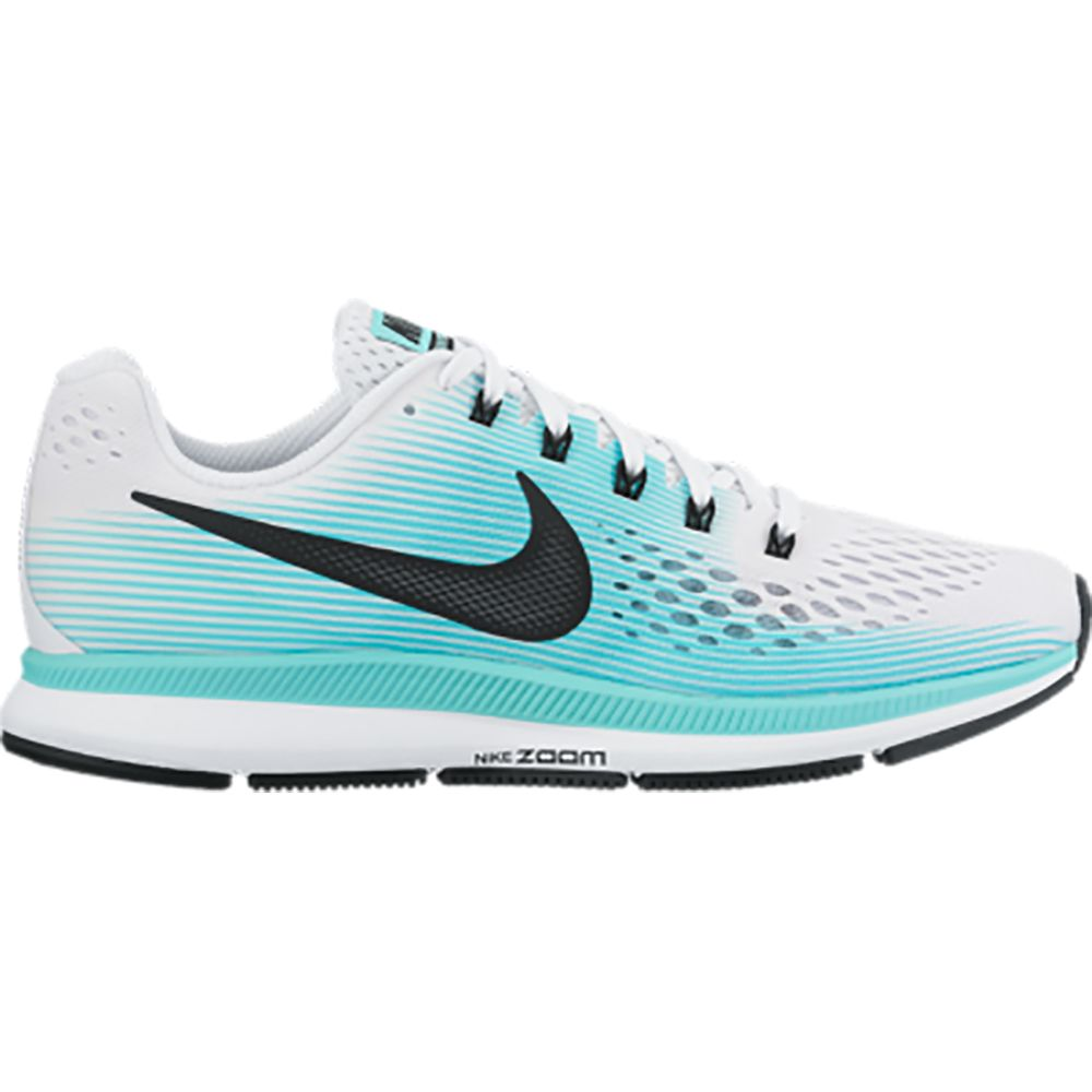 promo code f92ce e1fcf Nike - Air Zoom Pegasus 34 Running Shoe Women white aurora black at ...