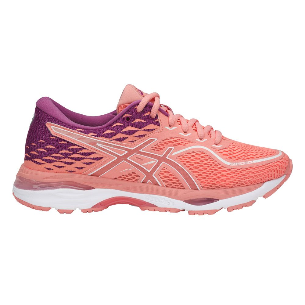 ASICS - Gel-Cumulus 19 running shoes women begonia pink ...