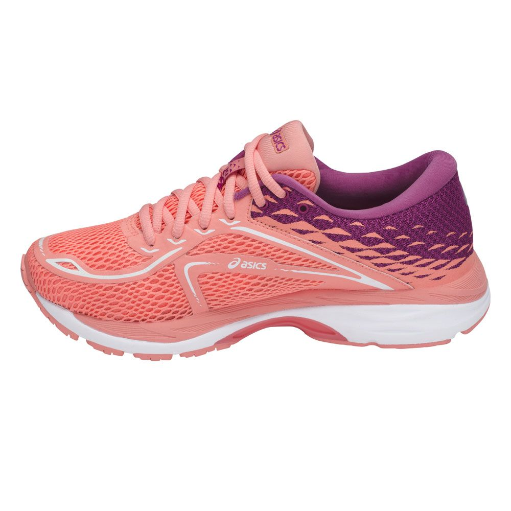 ASICS - Gel-Cumulus 19 running shoes women begonia pink ...