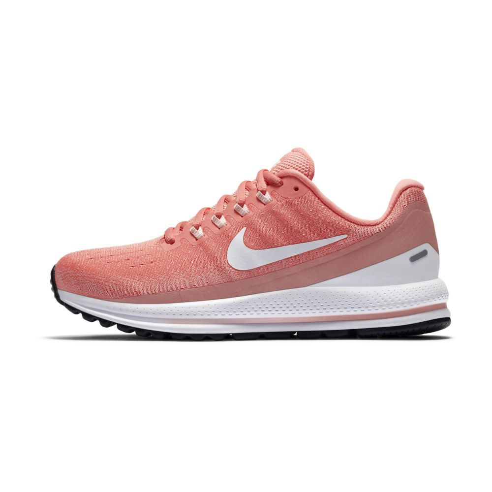 65a00cd5aa7 Nike Air Zoom Vomero 13 Running Shoes Women vast grey particle rose summit  white tunder blue