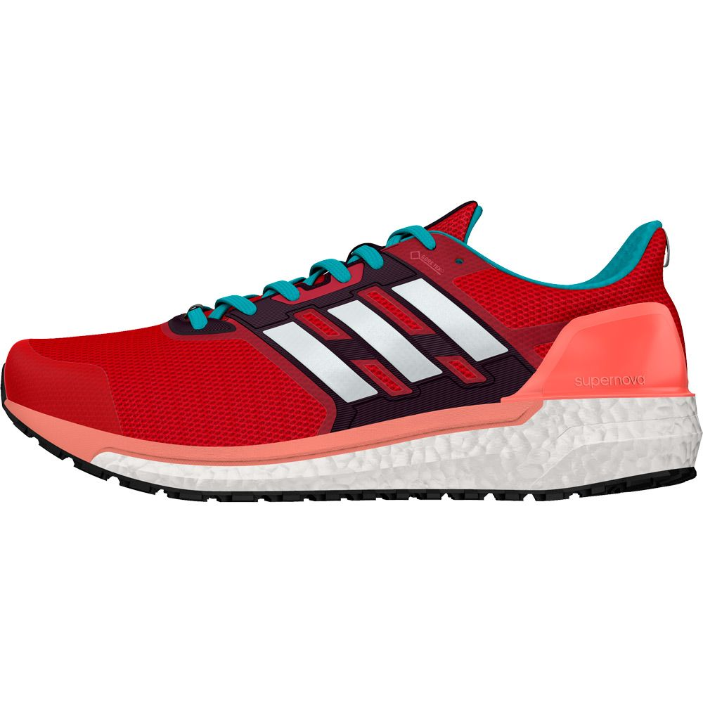 adidas - Supernova GTX W running shoes women energy pink at ...