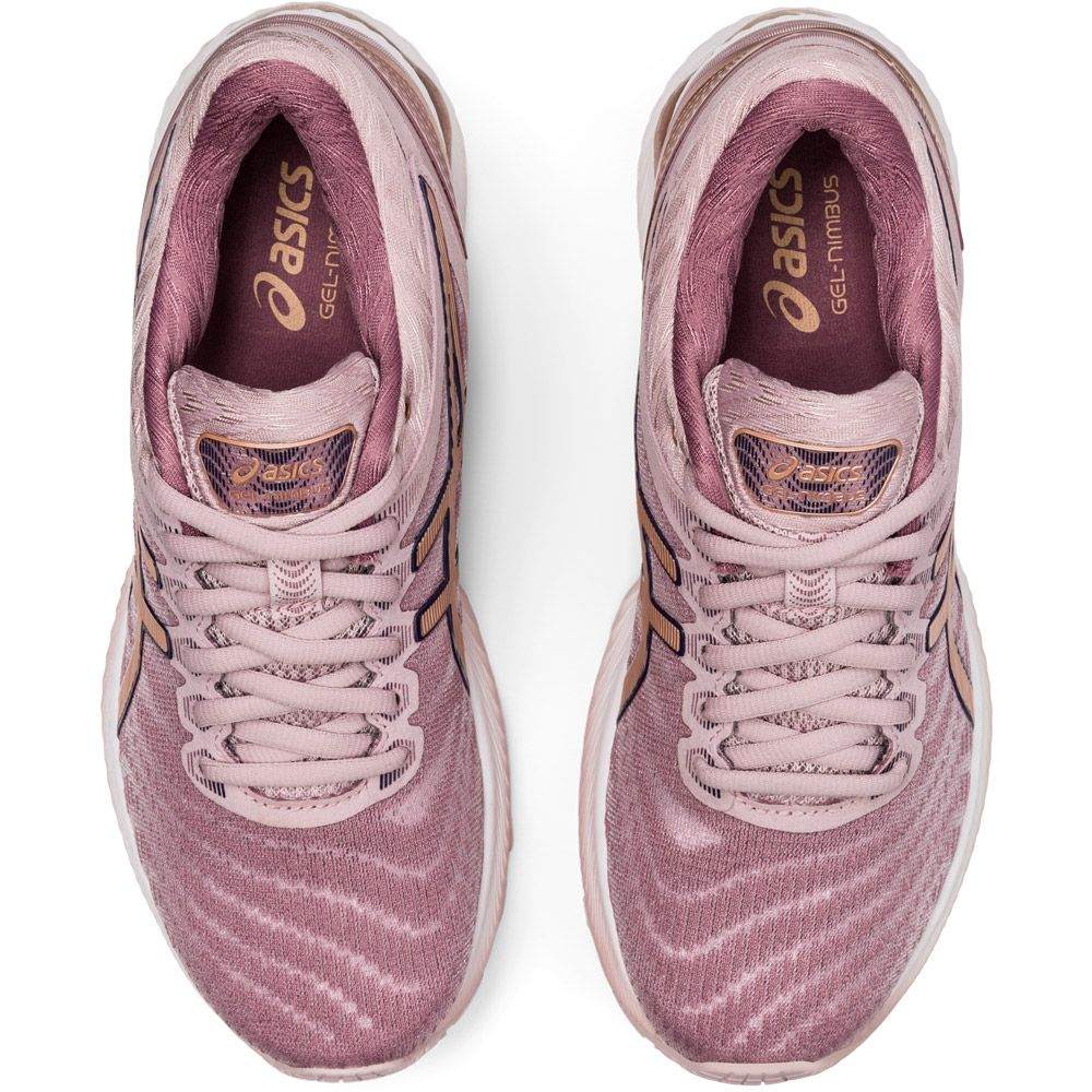ASICS - Gel-Nimbus 22 Running Shoes Women watersed rose rose gold