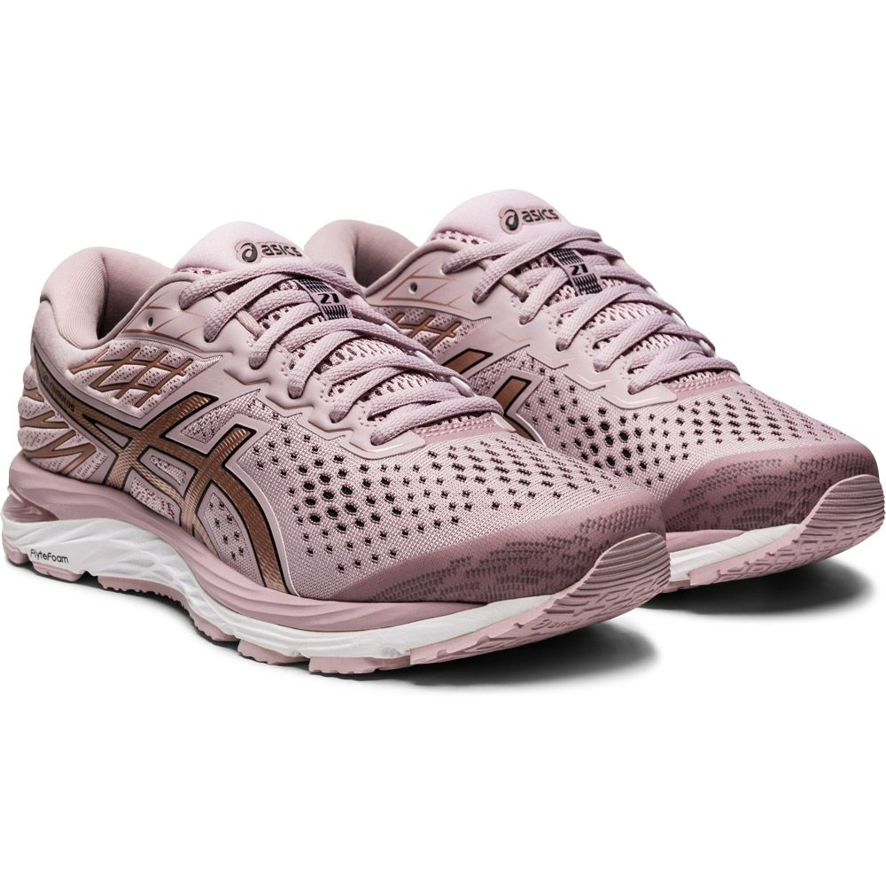 ASICS Gel Cumulus 21 Allround Running Shoes Women Black