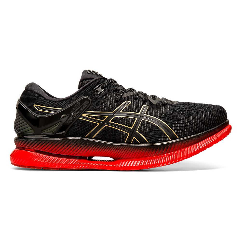 ASICS - MetaRide Running Shoes Women black classic red