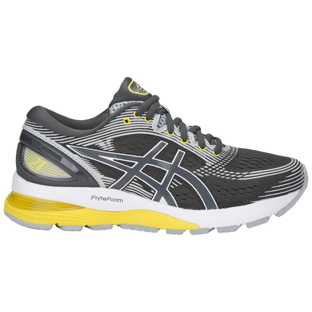 ASICS - GEL-Nimbus 21 Running Shoes Women dark grey