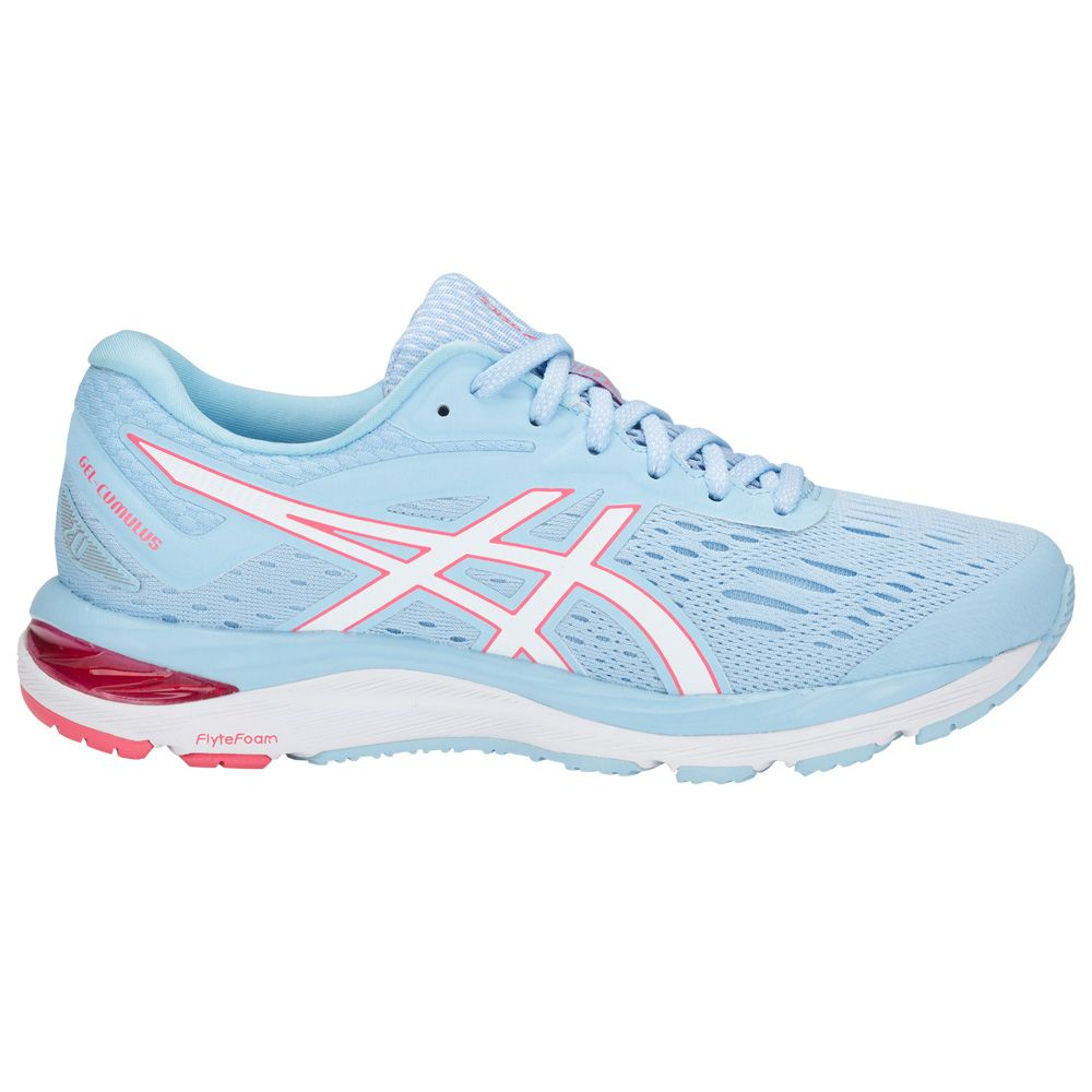 ASICS - GEL-Cumulus 20 Running Shoes Women skylight white