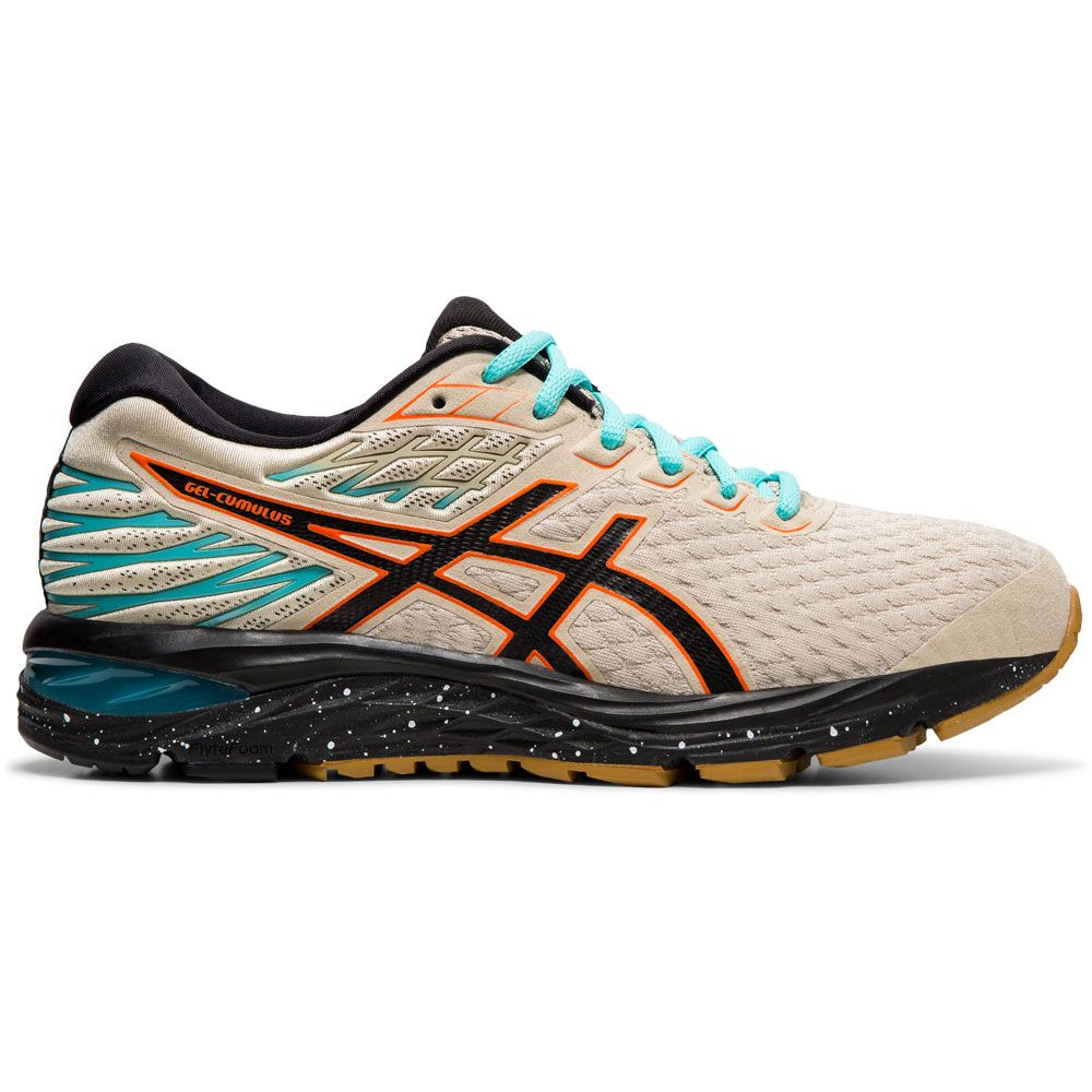 ASICS - Gel-Cumulus 21 Winterized Running Shoes Women putty black