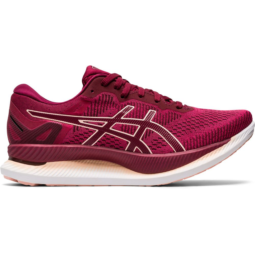 ASICS - GlideRide Running Shoes Women rose petal breeze