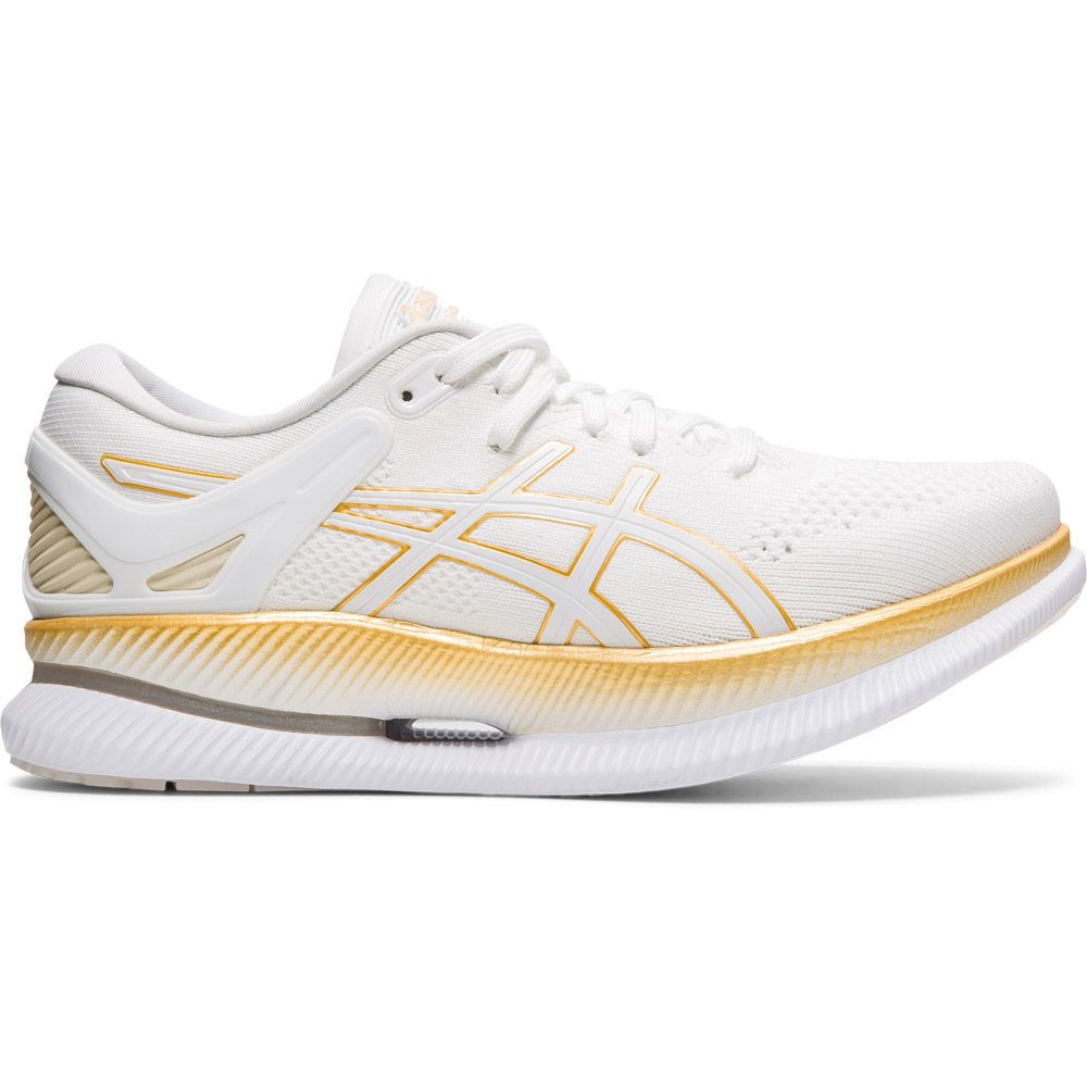 ASICS - MetaRide Running Shoes Women white pure gold