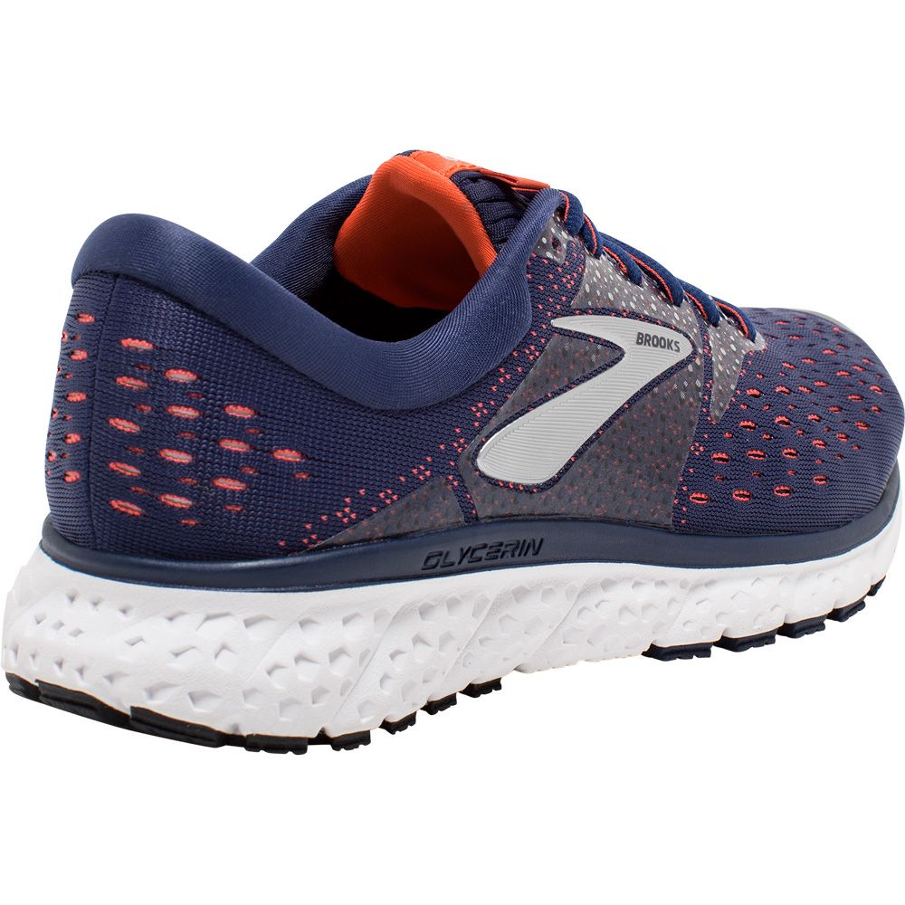 b922cbff959 Brooks - Glycerin 16 Running Shoes Women navy coral white at Sport ...
