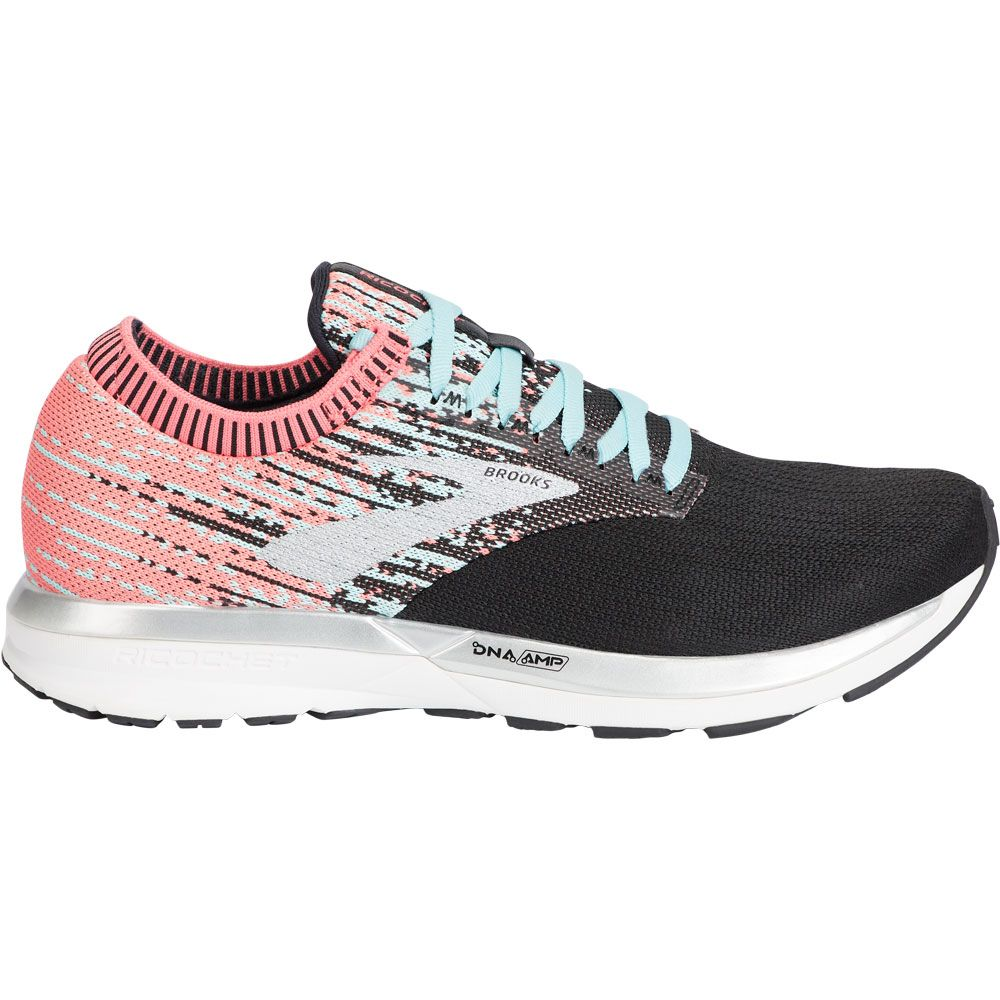 Ricochet Running Shoes Women coral blue