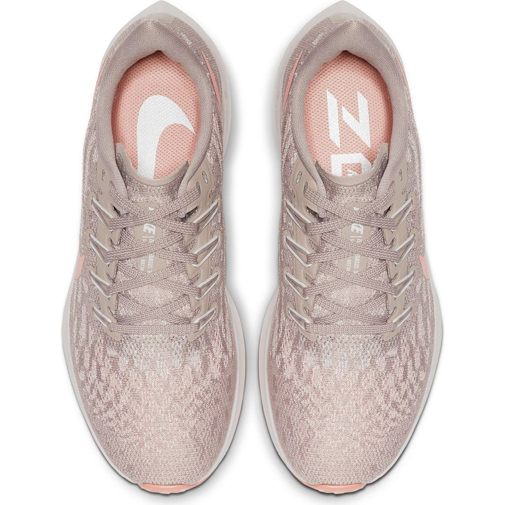 Nike Air Zoom Pegasus 36 Running Shoes Women pumice pink quartz