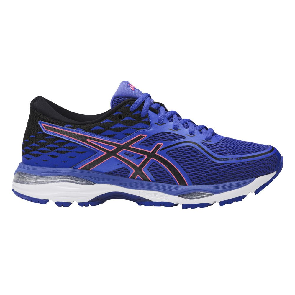 f0595a823e408c ASICS - Gel-Cumulus 19 W running shoes women blue purple at Sport ...