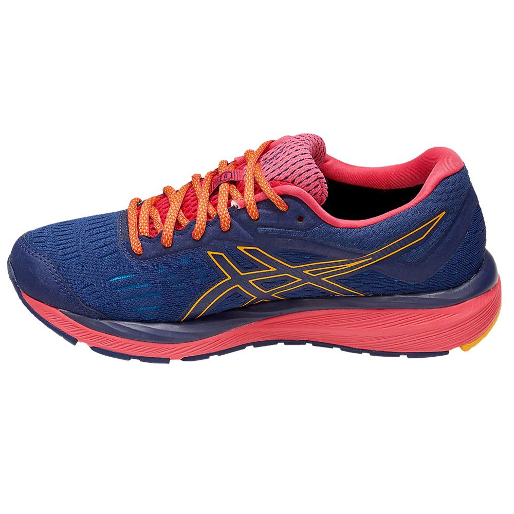 ASICS - GEL-Cumulus 20 GTX W running shoes women indigo blue ...