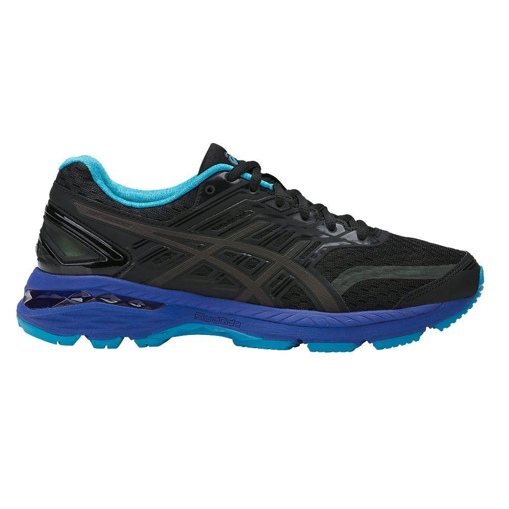 ASICS GT 2000 Liteshow running shoes women black island
