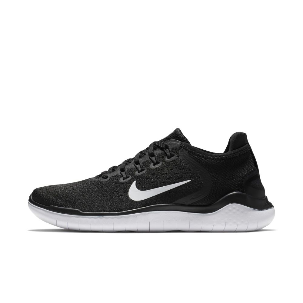 new product better various design Nike - Free Run 2018 Laufschuh Damen schwarz