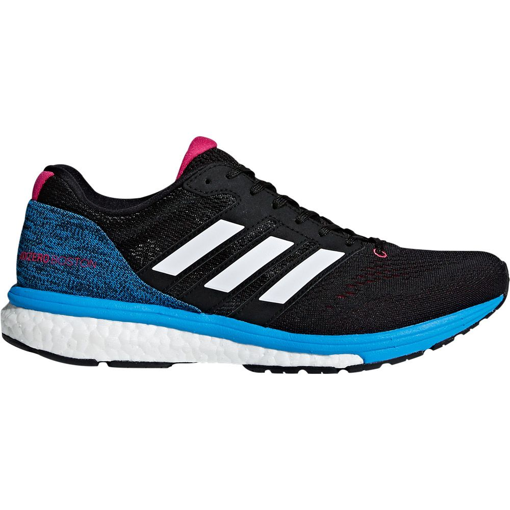 adidas - Adizero Boston 7 Running Shoes Women core black ...
