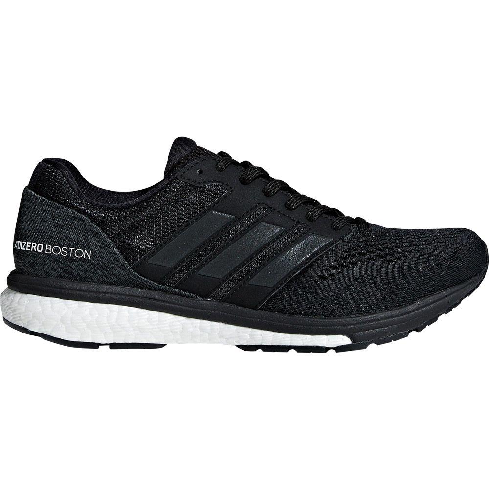 adidas - Adizero Boston 7 Running Shoes Women core black footwear white  carbon
