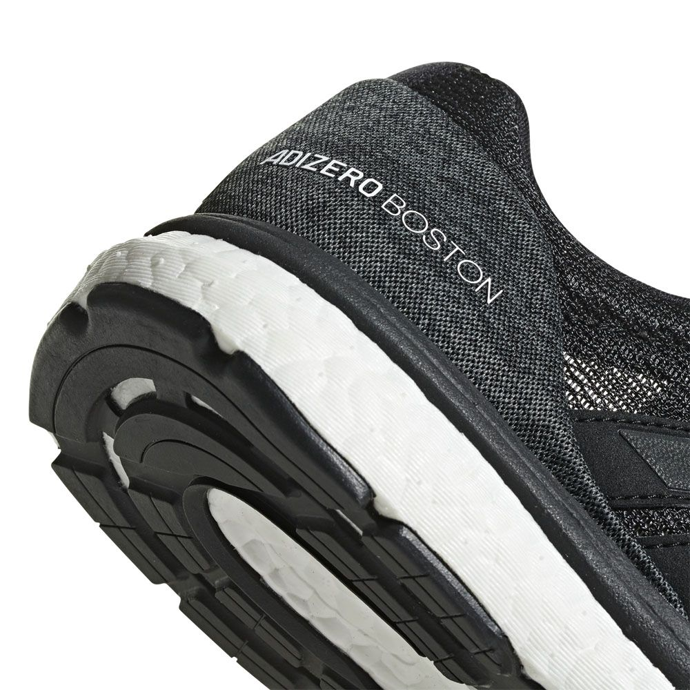 adidas - Adizero Boston 7 Running Shoes Women core black footwear white  carbon
