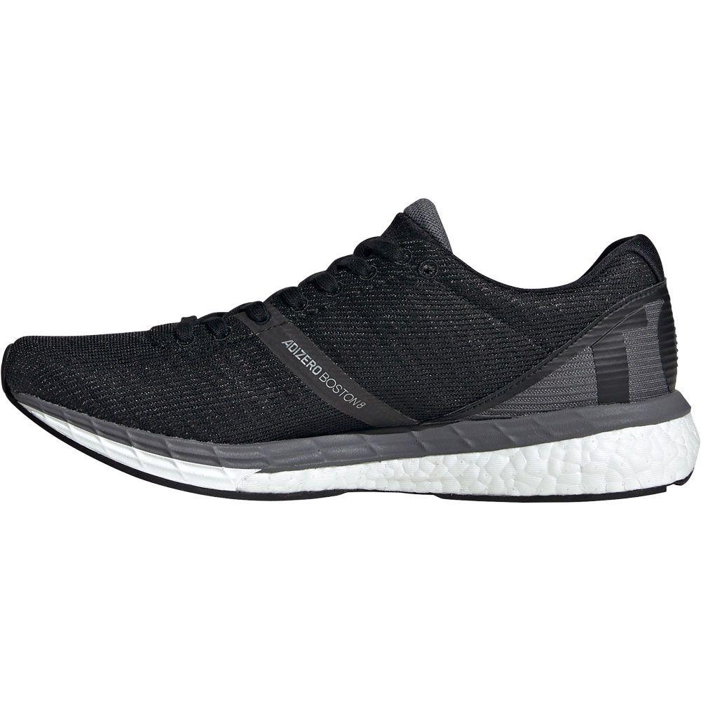 adidas Adizero Boston 8 Shoes Women core black footwear white grey five