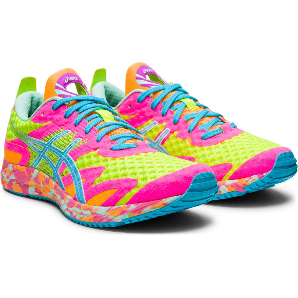ASICS - Gel-Noosa TRI 12 Running Shoes Women safety yellow ...