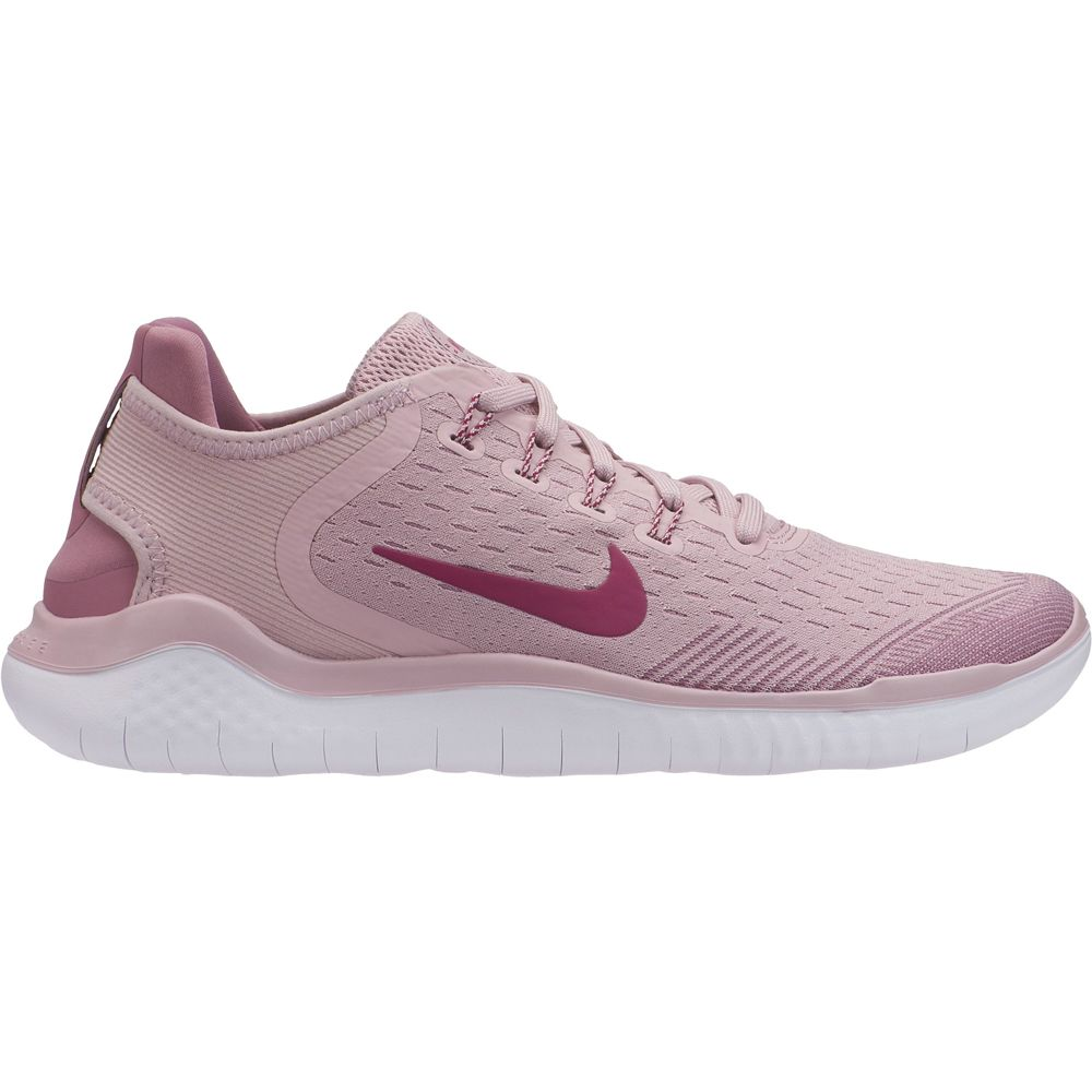 d28731839faa4 Nike - Free RN 2018 Running Shoes Women plum chalk true berry plum ...