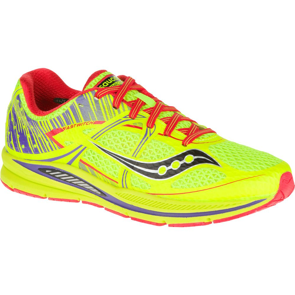 the latest a8959 7948b Saucony - Fastwitch W - yellow at Sport Bittl Shop
