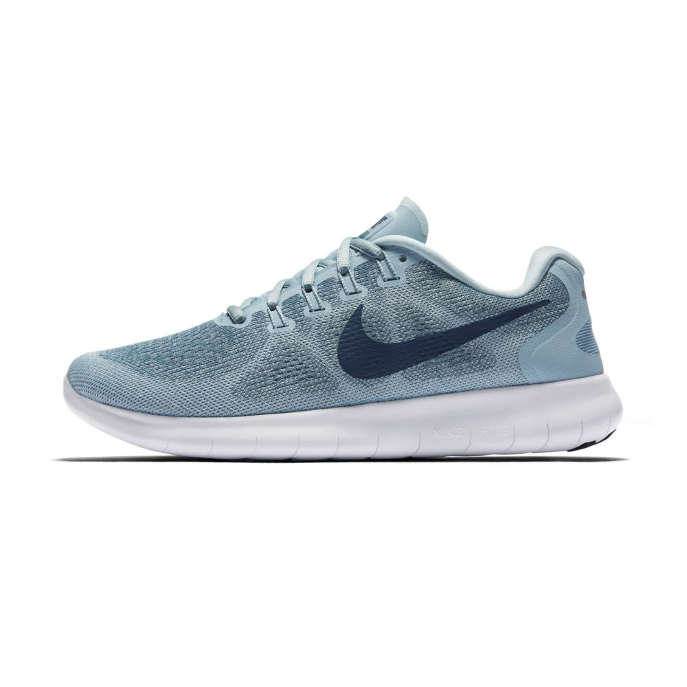 62b9da58713f Nike Free RN 2017 Running Shoes Women ocean bliss glacier blue noise aqua  navy