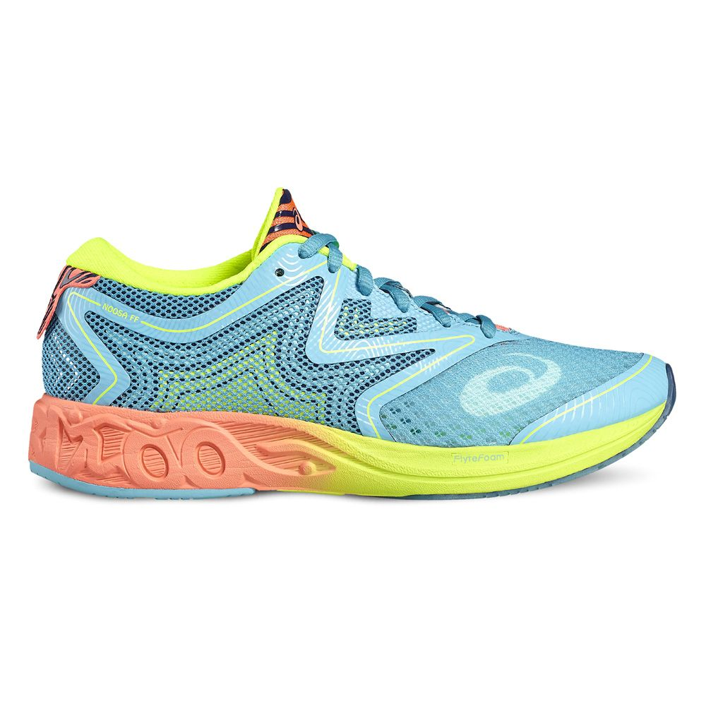 Gel-Noosa Tri 12 Running Shoe Women aquarium coral