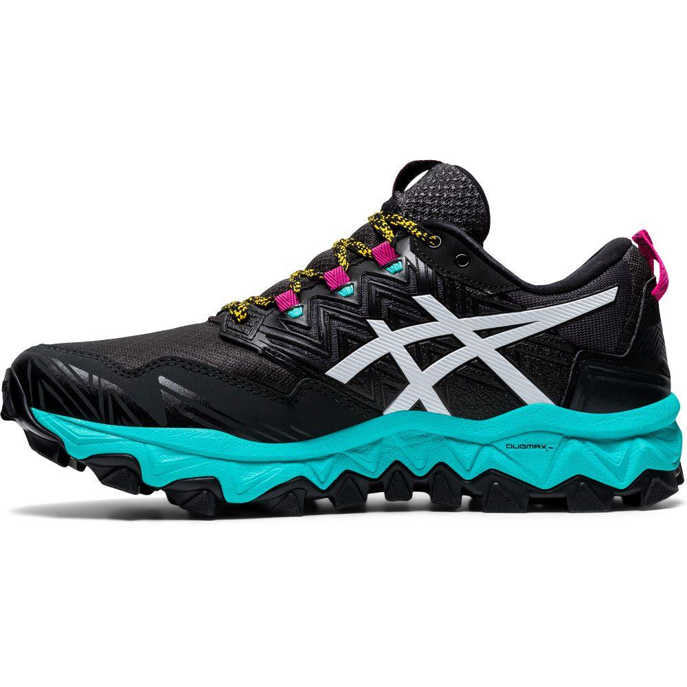 ASICS Gel FujiTrabuco 8 G TX Trail Running Shoes Women black white