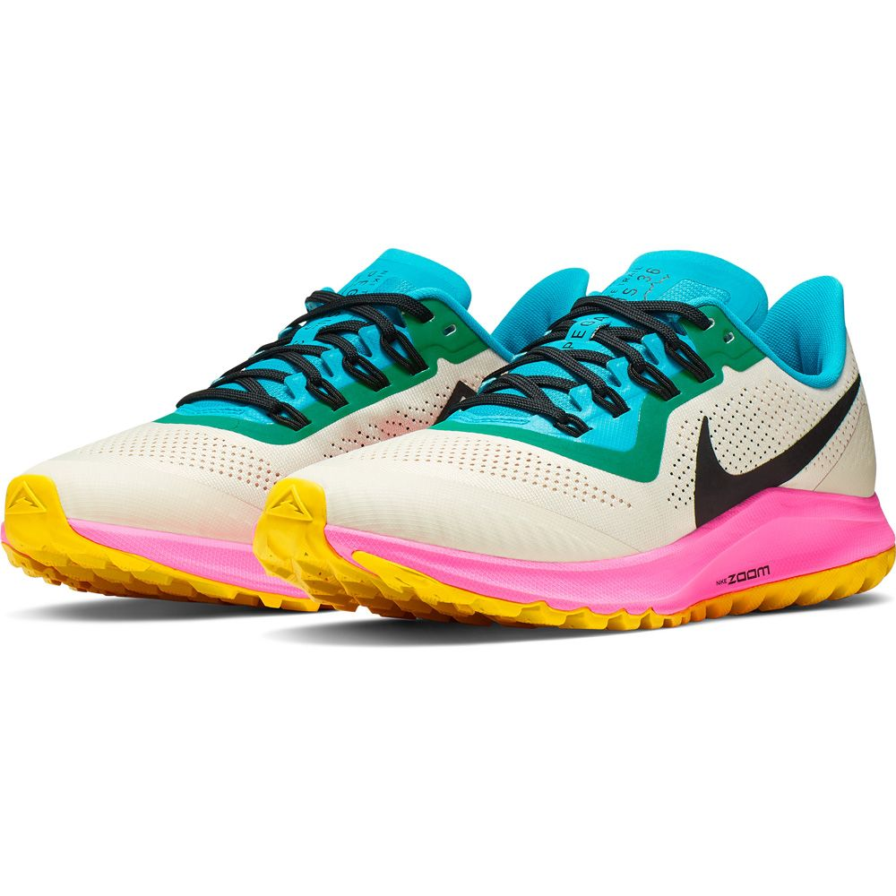 Nike Air Zoom Pegasus 36 Trail Running Schuhe Damen light