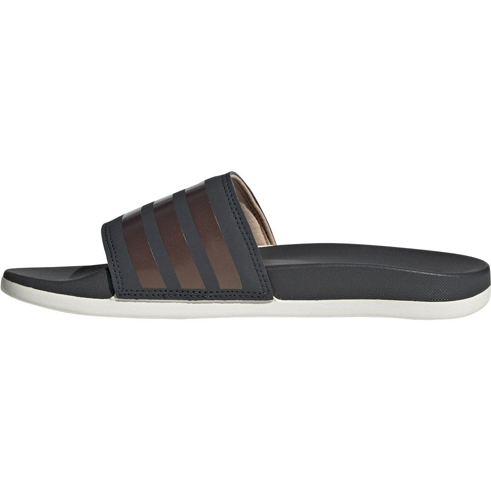 Rabatt-Verkauf Qualität zuerst Online gehen adidas - Adilette Comfort Slipper Damen grey six copper met raw white