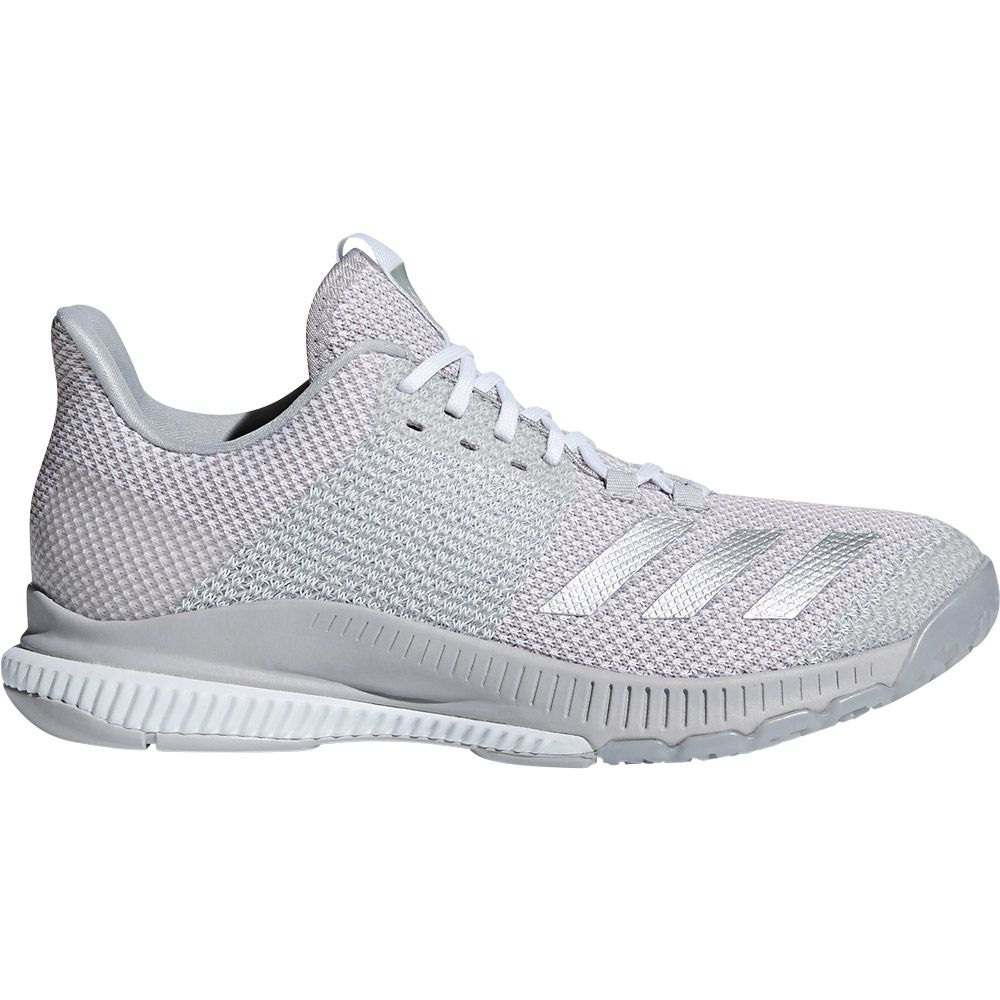 a8b945043e1f3 adidas Crazyflight Bounce 2.0 Volleyball Shoes Women footwear white silver  met grey two