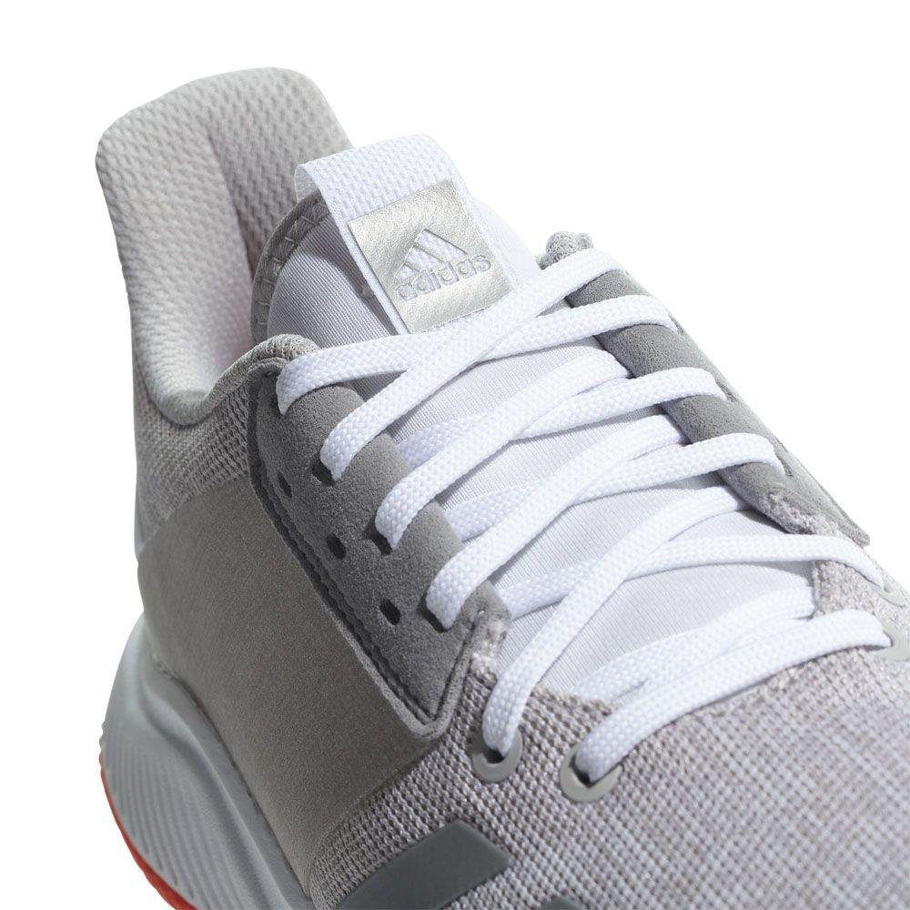 adidas - Crazyflight Team Volleyballschuhe Damen footwear white silver met  grey two