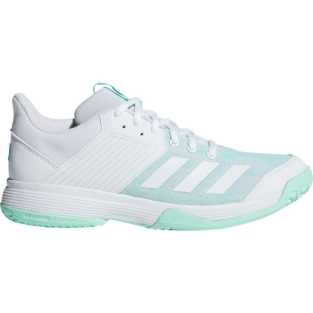 adidas - Ligra 6 Volleyball Shoes Women footwear white clear ...