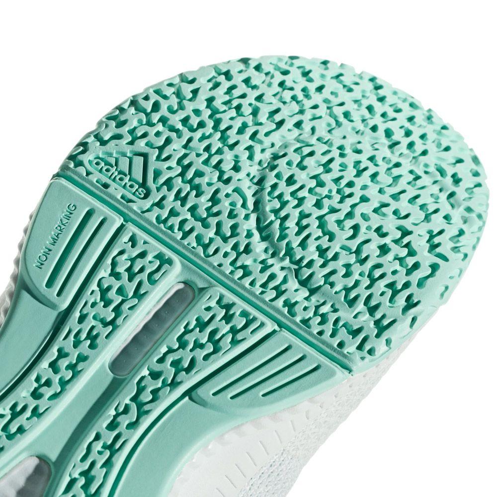 sale retailer 2f0e8 b052c Crazyflight Bounce 2.0 Volleyball Shoes Women footwear white clear mint