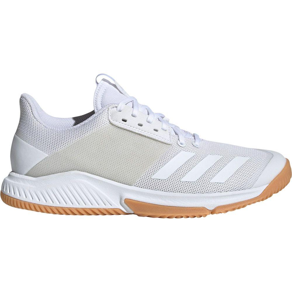 Schuhe Gum Damen White Crazyflight Footwear Adidas Team pqzVSUM