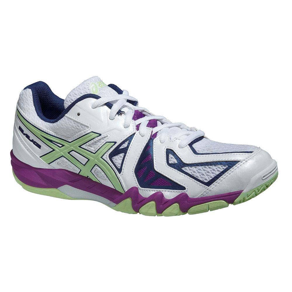 c738ff53ccee ASICS - Gel-Blade 5 Volleyball Shoe Women white pistachio at Sport ...