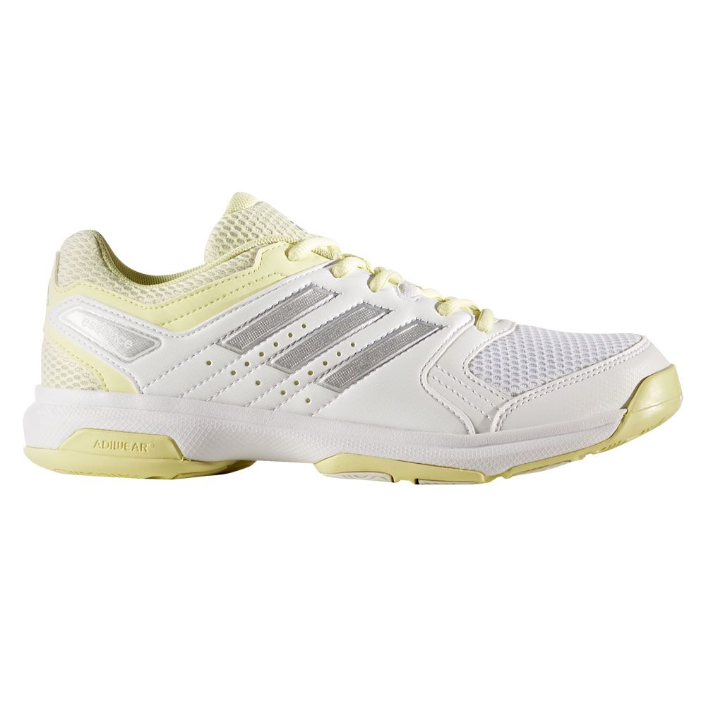 adidas Essence shoes women white yellow at Sport Bittl Shop