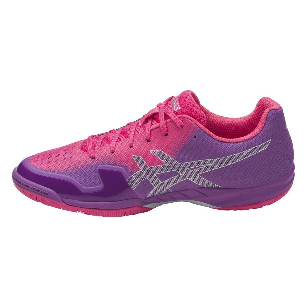 Gel-Blade 6 W indoor shoes women rouge
