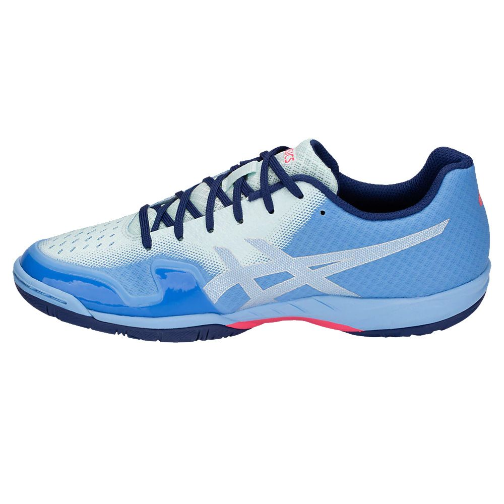 ASICS - GEL-Blade 6 Indoor Shoes Women blue bell silver