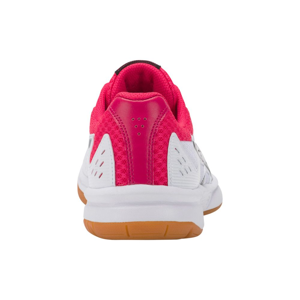 ASICS Upcourt 3 Volleyballschuhe Damen white pixel pink