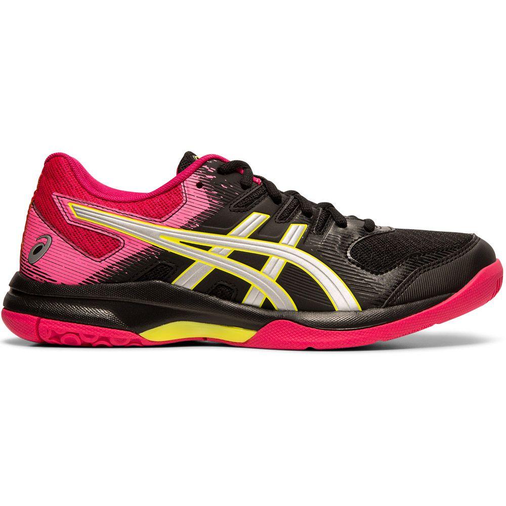 ASICS - Gel-Rocket 9 Indoor Shoes Women black silver