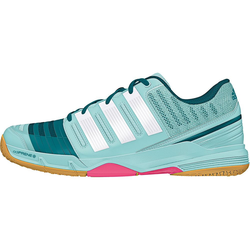 adidas - Court Stabil 11 Hallenschuh Damen mint at Sport ...