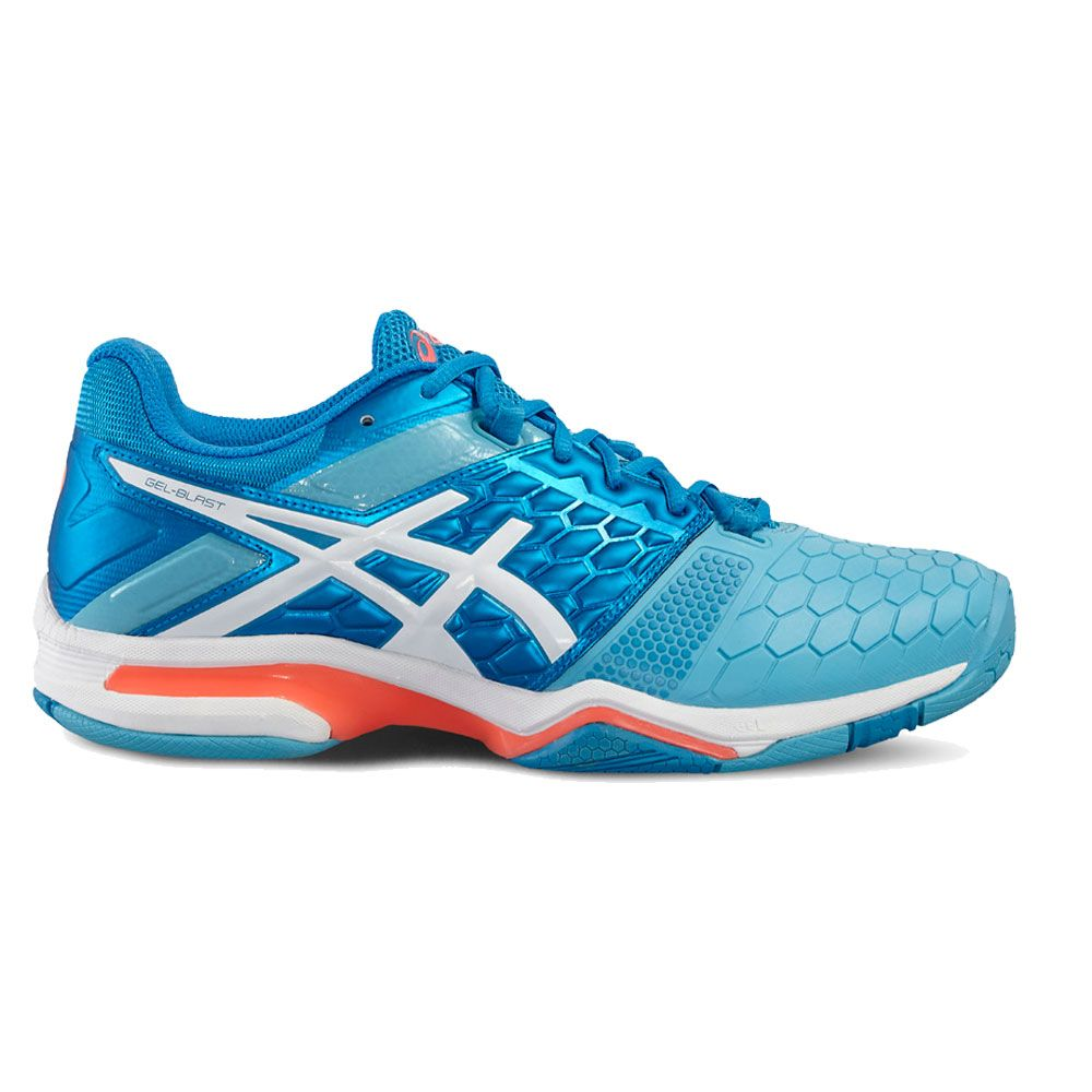 ASICS GEL Blast 7 women blue jewel at Sport Bittl Shop