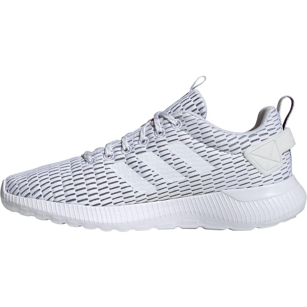 adidas Cloudfoam Lite Racer Climacool Shoes Women footwear white grey two