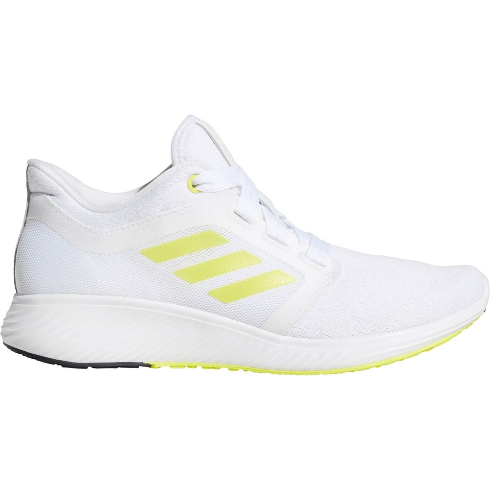 adidas Edge Lux 3 Fitness Shoes Women footwear white shock yellow core black