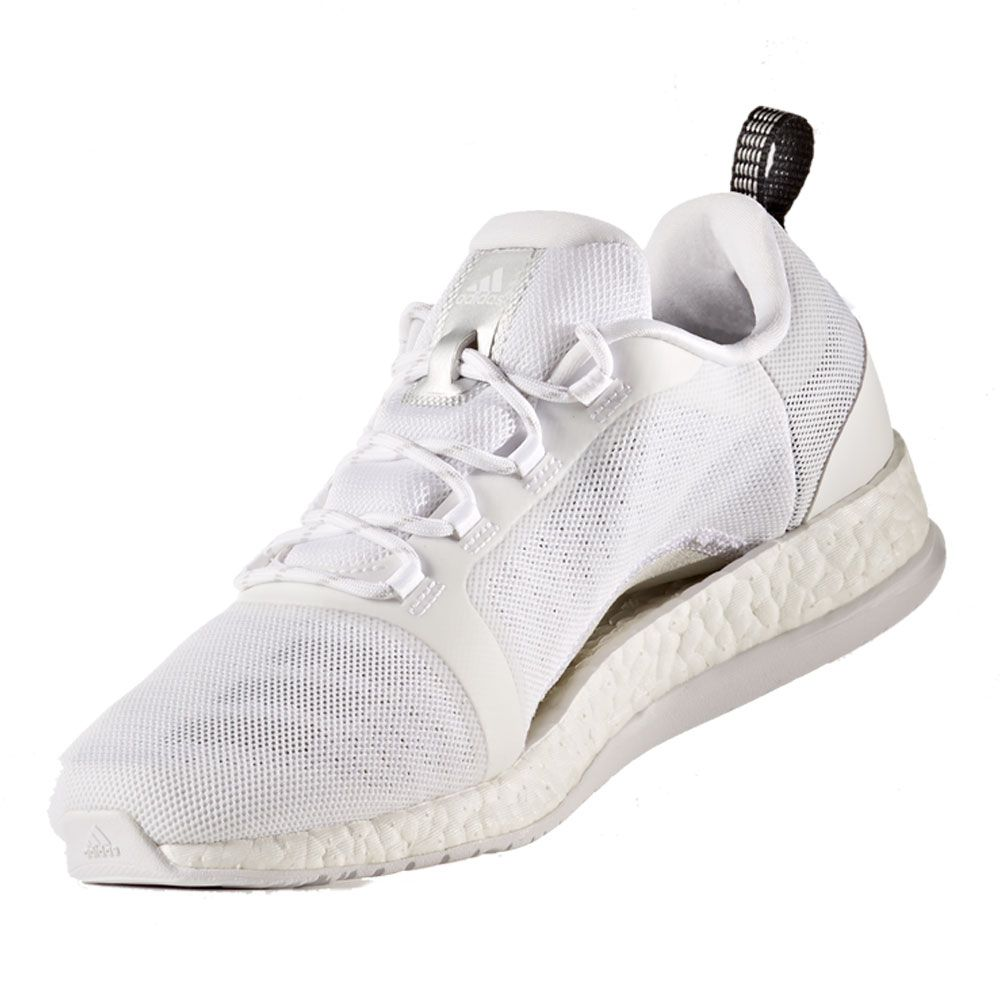 adidas - Pureboost X TR2 fitness shoes women white at Sport Bittl Shop 4c9ab8ea6